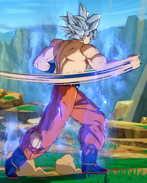Goku Ultra Instinct Move List Dragon Ball Fighterz Wiki Fandom