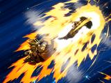 Dragon Fist Explosion