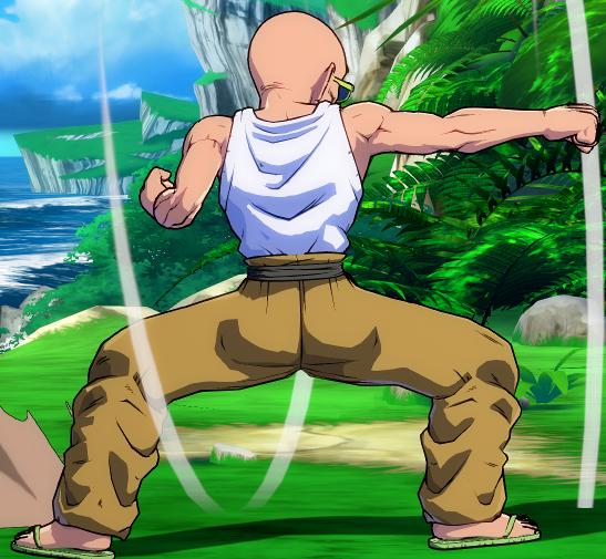 Master Roshi Move List Dragon Ball Fighterz Wiki Fandom