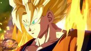 Dragonball Fighterz - Goku (Super Saiyan)