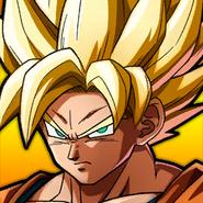 Icon Goku (Super Saiyan)