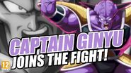 Captain Ginyu Joins The Fight!