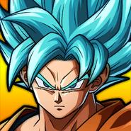 Icon Goku (SSGSS)