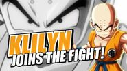 Krillin Joins The Fight!
