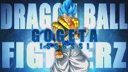 Dragonball Fighterz - Gogeta (SSGSS)