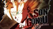 Son Goku (SSJ) Cinematic Intro