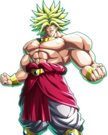 Broly Dragon Ball Fighterz Wiki Fandom