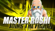 Master Roshi Joins the Fight!