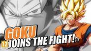 Goku (Super Saiyan) Joins The Battle!
