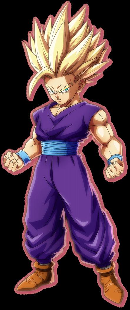 Gohan Teen Dragon Ball Fighterz Wiki Fandom This article is about the teenage gohan. gohan teen dragon ball fighterz