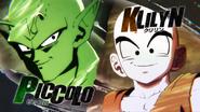 Piccolo & Krillin Cinematic Intro