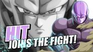 Hit Joins The Fight!