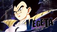 Vegeta Cinematic Intro