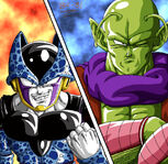 Dragon Ball Multiverse(Gast Carcolh) Vs Cell Jr