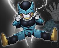 Cell JR Tenkaichi Tag Team
