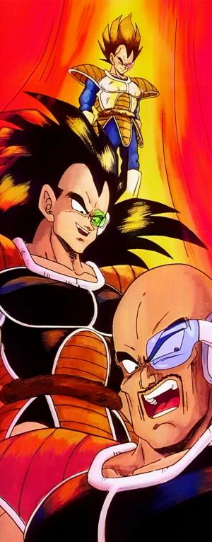 Vegeta Saga Dragon Ball Updates Wiki Fandom