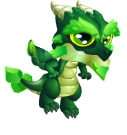 Mysterious Dragon