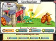 Nature Dragon-Attack List