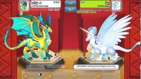 Dragon city pure electric update nov