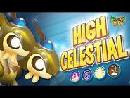 The High Celestial Dragon!! Heroic Race- Heaven - Dragon City