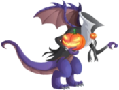 Halloween Dragon 3-0