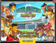 Soccer Collection Dragon Cup