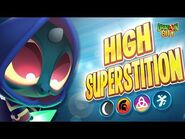 The High Superstition Dragon!! Heroic Race- Black Magic - Dragon City