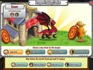 Venom Dragon-Attack List