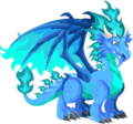 Adult Cool Fire Dragon