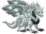 Dragón Metal