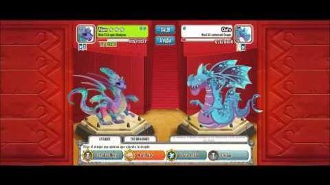 Dragon City -Light Tournament nivel 2