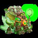 High Druid Dragon 3