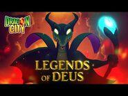 The Legend of Deus - Official Trailer - Dragon City - -DragonCityStory