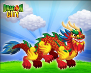 Chinese Dragonbg