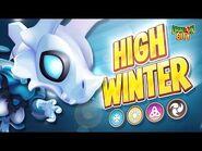 High Winter Dragon - Heroic Races