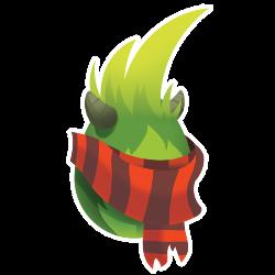 Grinchy Dragon