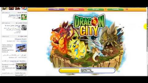 Stop loading problem in the game Dragon City