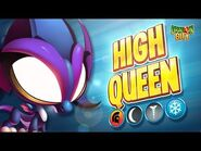 The High Queen Dragon - Heroic Race- Oni Forest - Dragon City