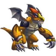 Big Claws Dragon 2
