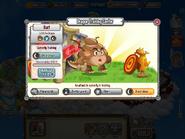 Poo Dragon trainning