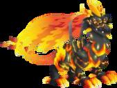 Hot Metal Dragon 2