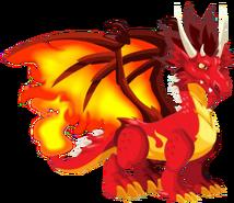 Flame Dragon 3 Old