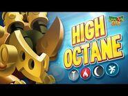 The High Octane Dragon!! Heroic Race- Factory - Dragon City