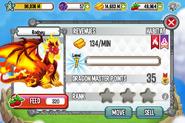 Pure flame 003