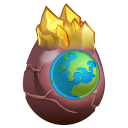 Earth Day Dragon