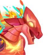 Pyrotechnic Dragon m2