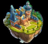 Dragon Academy Grid Island