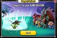 Congratulations Blind