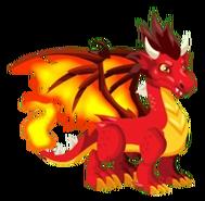 Flame Dragon 2 Old