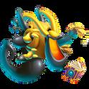 Black Hole Dragon 3